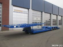 2008 VS-MONT Truck transporter