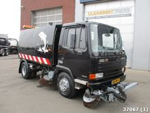 1994 DAF FA 45.150 Beam sweeper