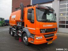 2013 DAF FA 55 LF 220 Euro 5 EE