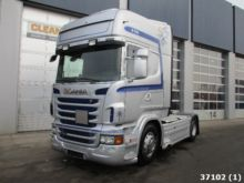 Used 2011 Scania R 7