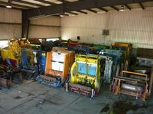 Various container loads