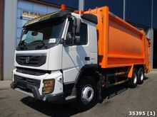Used 2017 Volvo FMX