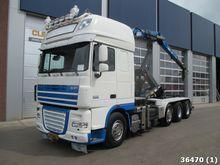 2012 DAF FAK 105 XF 510 8x2 Eur