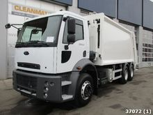 2017 Ford Cargo 2532 DC Euro 3