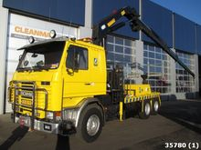 1988 Scania R113 6x2 Recovery t