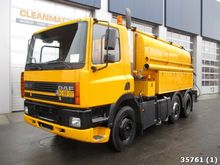 1997 DAF FAG 85.330 High pressu