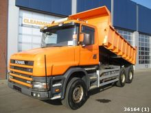 Used 1999 Scania T 1