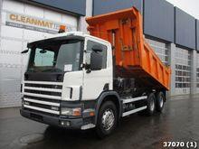 2001 Scania P 114.380 Euro 2 Fu