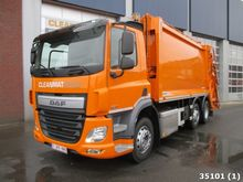 2015 DAF FAG CF 290 Euro 6 with