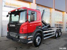 2013 Scania P360 6x4 Euro 5