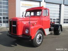 Used 1968 Scania Vab