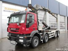 2011 Iveco Trakker AD410T500 Eu