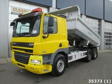 Used 2007 DAF FAT 85