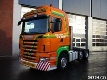 2009 Scania R 480 6X2