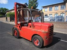 Used HYSTER H80A in