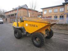 Used 2008 TEREX PT30