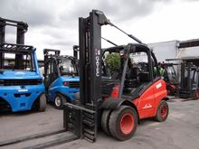 Used 2007 Linde H45T