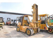 CAT Lift Trucks V140