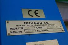 2009 Roundo CNC 4 roll plate be