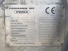PEMA ESAB 60 T rotator set Ø 45