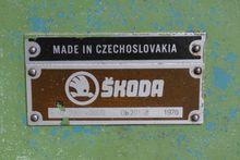 1970 Skoda Rotary table 2000 x