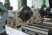 1976 Zerbst 3 bed way lathe 140