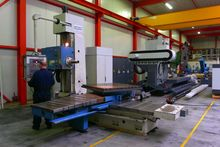 1995 Union CNC Table borer X =