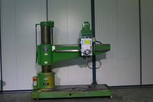 Breda 2000 x 50 mm Radial drill