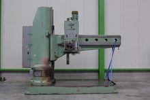 Mas 2515 x 110 mm Radial drill
