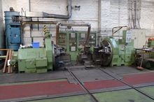 MFD Hoesch rail way lathe twin