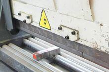 Verachert 200 Ton Straightening
