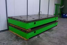 (2X) Floorplates 4000 x 1875 x