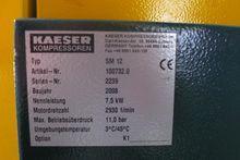 2008 Kaeser SM 12 Compressor 7.