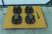 4 x Schiess Jaws for VTL 300 x