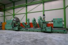 Wagner 4 bed way lathe 3750 x 1