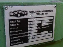 1977 Hegenscheidt RQ - CNC