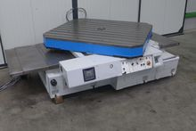 Union rotary table 2000 x 1800