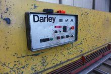 1989 Darley Hydraulic Guillotin
