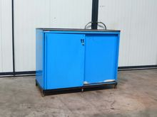 2000 Cabinet for milling machin