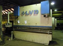 Used 1990 LVD CNC Pr