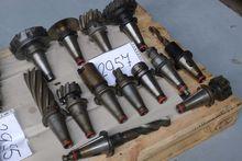 2009 Sk 50 tooling 13 x with SA