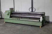 1990 Roundo 3 Roll Hydraulic pl