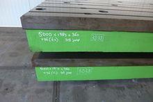(2x) Floorplates 5000 x 1865 x