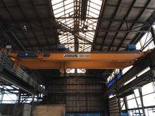 2010 Abus crane 15.510 x 40 / 4