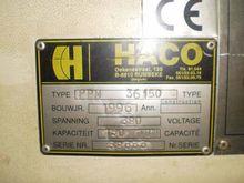1996 HACO Pressbrake PPM 3600 x