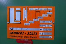 1998 Lambert Jouty welding mani