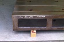 (2x) Floorplates 3700 x 2100 x