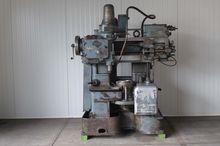 Lorenz SJ5 gear shaper Ø 450 x