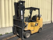 Used Caterpillar GC45KSWB Forklift for sale | Machinio