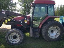 Used 2001 CASE IH CX